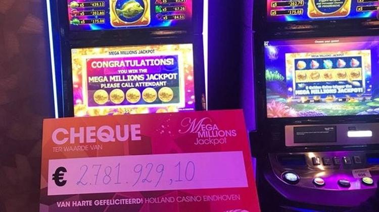 Mega Millions jackpot winnaar
