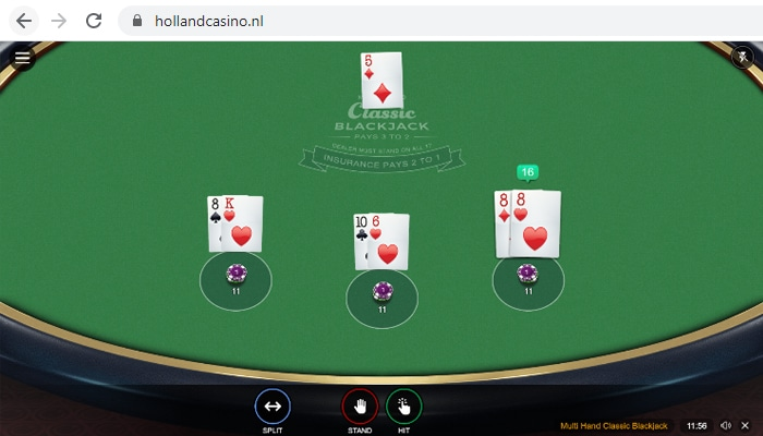 holland casino online registreren