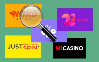 online casino voor gokkasten